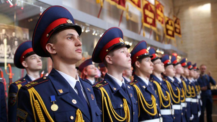 Идет набор детей, оставшихся без попечения родителей, в «Кадетский корпус Следственного комитета РФ»